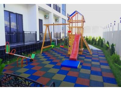 Paradise Beach Hotel Абхазия | Детская площадка