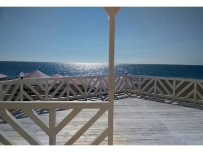 Paradise Beach Hotel Абхазия | Собственный Оборудованный пляж