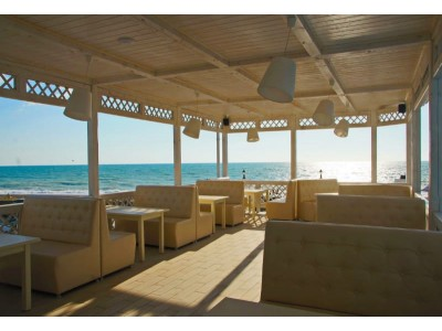 Paradise Beach Hotel Абхазия | Летнее кафе