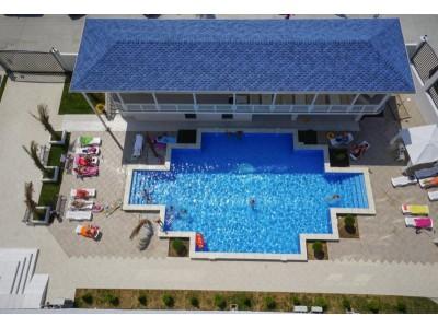 Paradise Beach Hotel Абхазия | Открытый бассейн