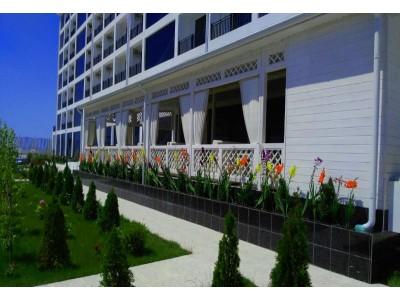 Paradise Beach Hotel Абхазия |  территория