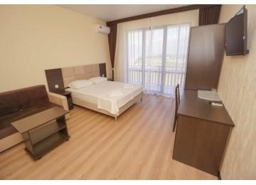 Стандарт 2-местный 1-комнатный  DBL - отель Парадиз Бич Пицунда