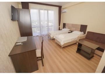 Стандарт 2-местный 1-комнатный  TWIN - отель Парадиз Бич Пицунда